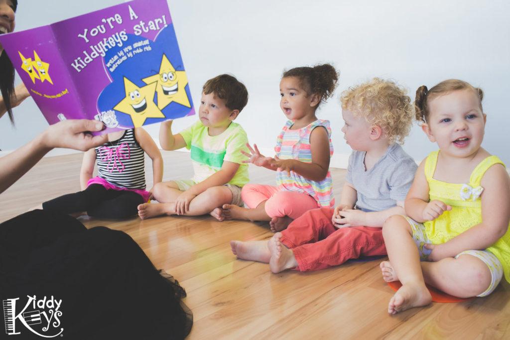 Preschool Music Classes in Alpharetta, GA