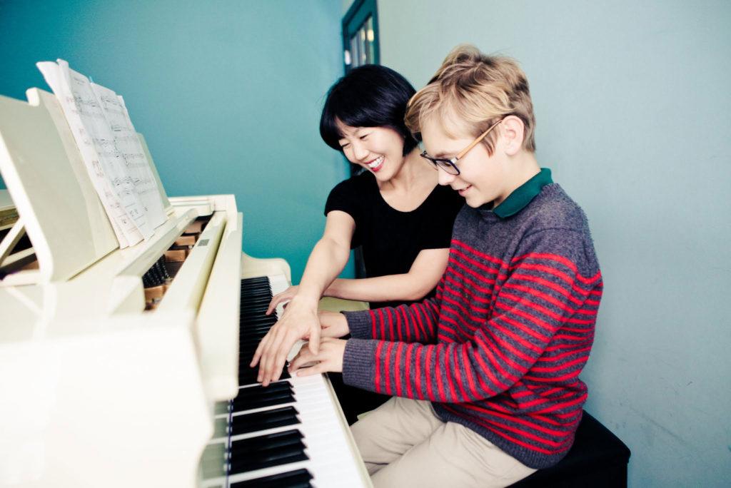 Individual Piano Lessons in Alpharetta, GA