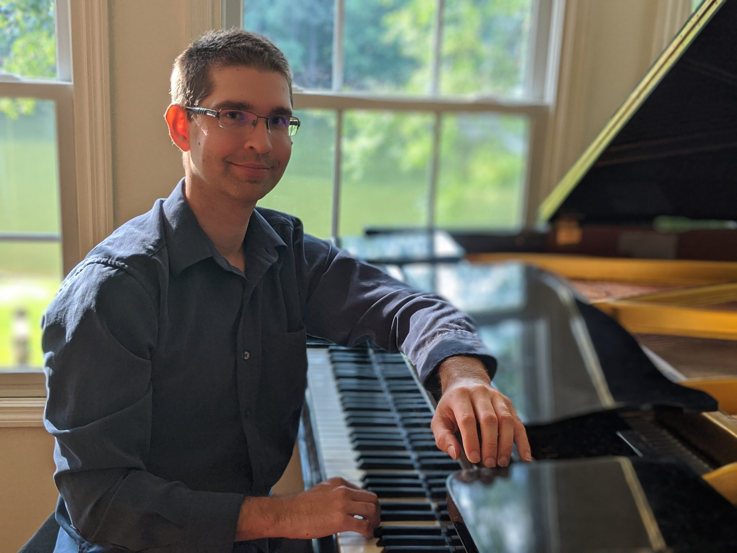 Dr. Nikolas Bauchat  Piano and Music Theory Teacher